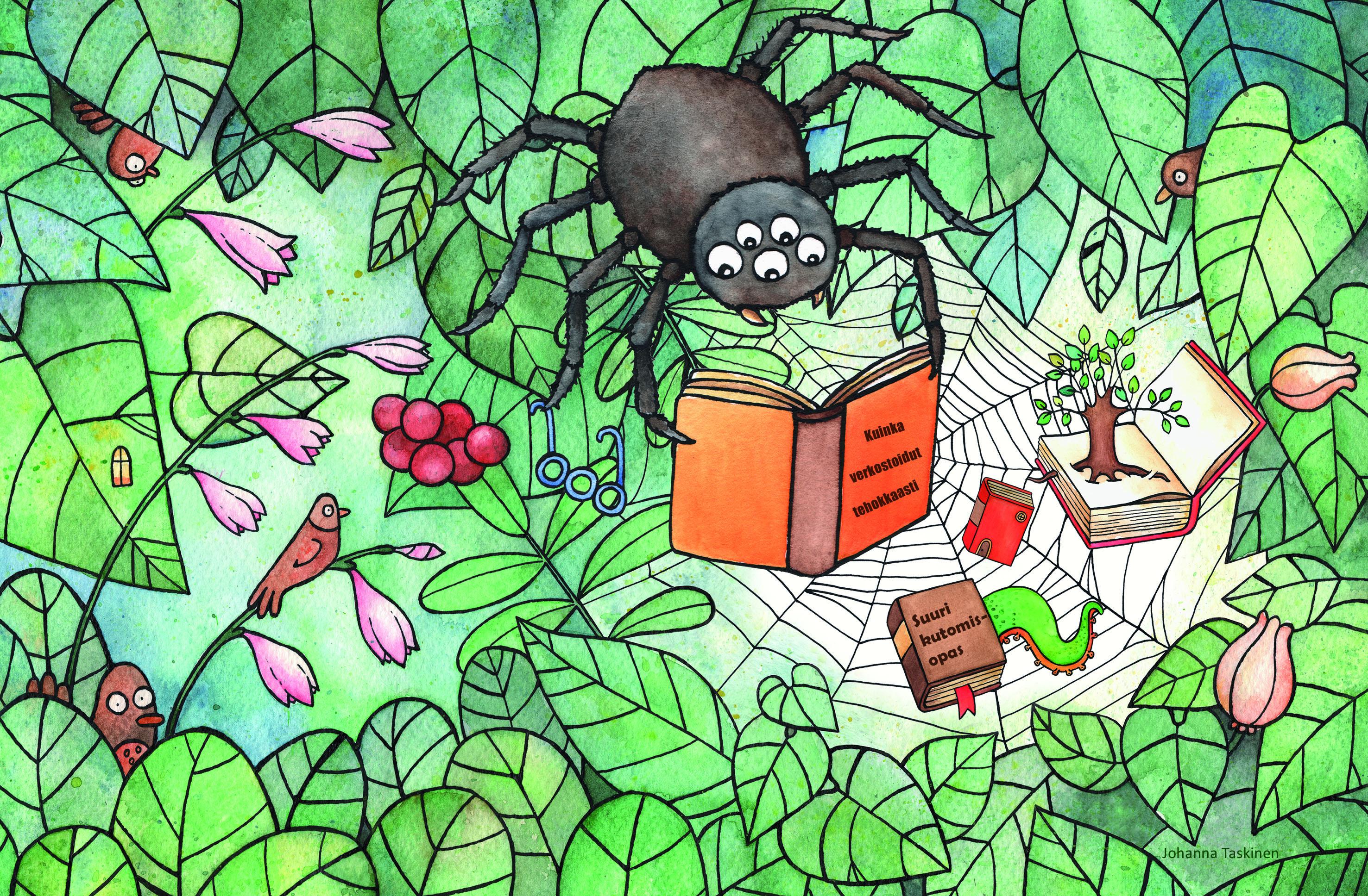 Lasten kesälukukampanja käynnistyy Sommarens läskampanj för barn börjar